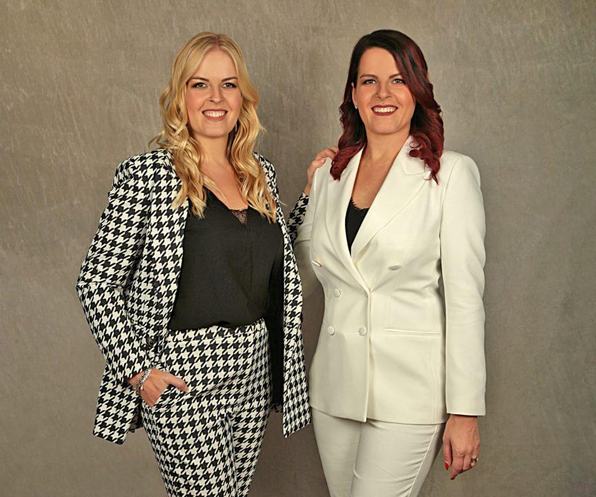 Nicole und Nadine Fuchs